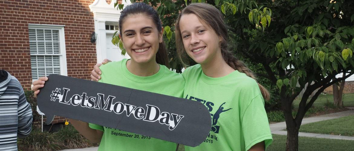 Let's Move Day 2015