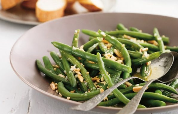 Crunchy Juicy French Green Beans